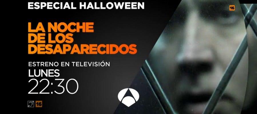 Objetivo tv antena 3 tv especial halloween en antena 3 - Armario de la tele antena 3 ...