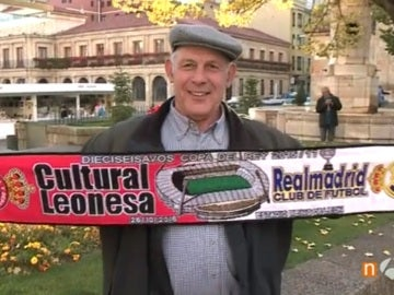 Los vecinos de León esperan impacientes al Real Madrid