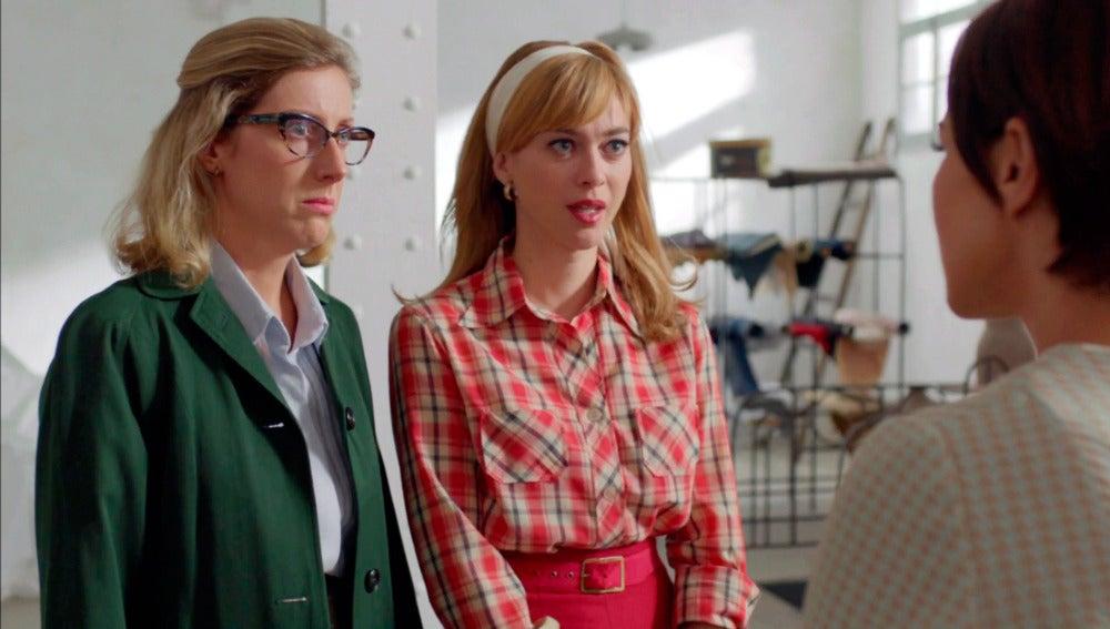 Rita y Clara no se ilusionan con la idea de que Ana se case con Carlos