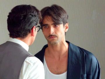Humberto se sincera con Raúl