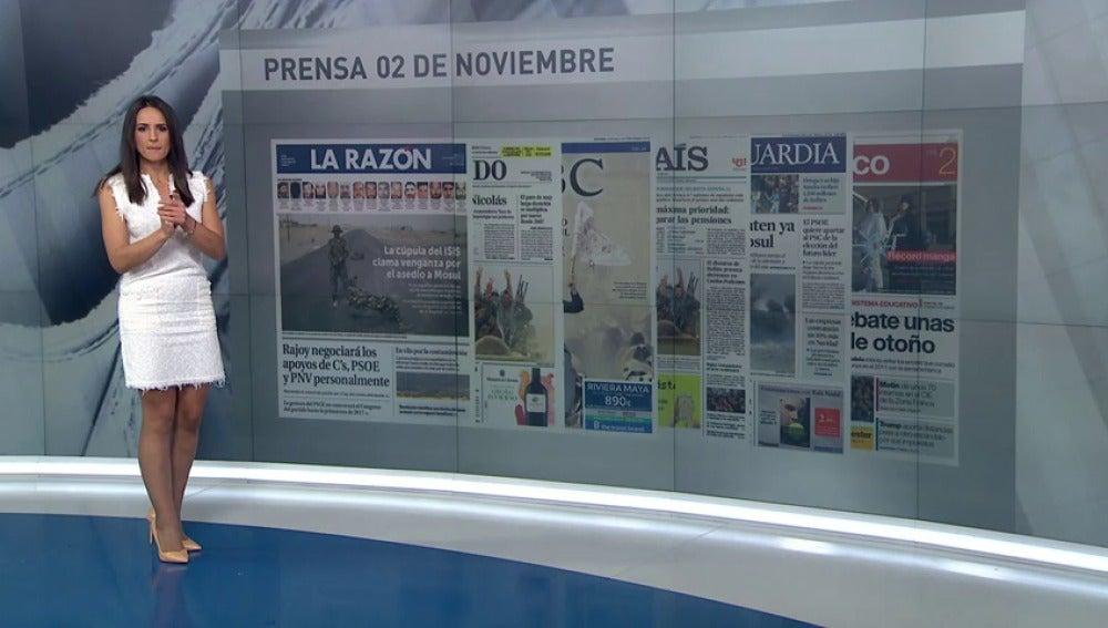Frame 0.0 de: Resumen de prensa (2-11-16)