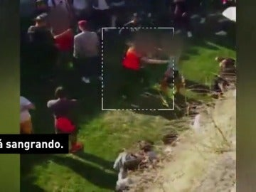 Frame 73.069676 de: La fiscalía de menores investiga las peleas entre adolescentes en Lugo