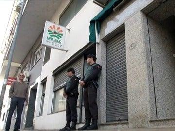 Frame 9.795071 de: Siete detenidos, entre ellos varios dirigentes, en la operación en sedes UPA
