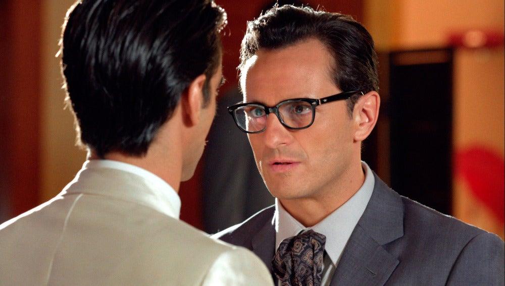 Raúl y Humberto, complicidad a solas