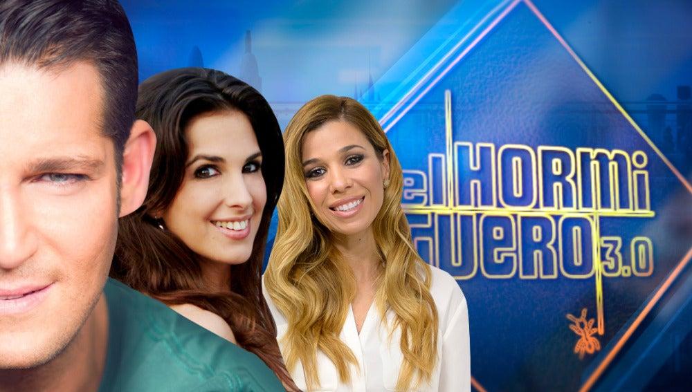 Manu Tenorio, Nuria Fergó y Natalia visitan 'El Hormiguero'