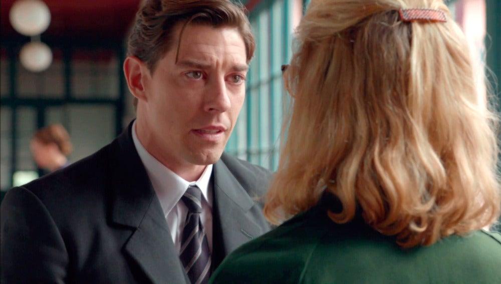 """Pedro convence a Rita a operarse: """"Si tú no estás, nada tiene sentido"""""""