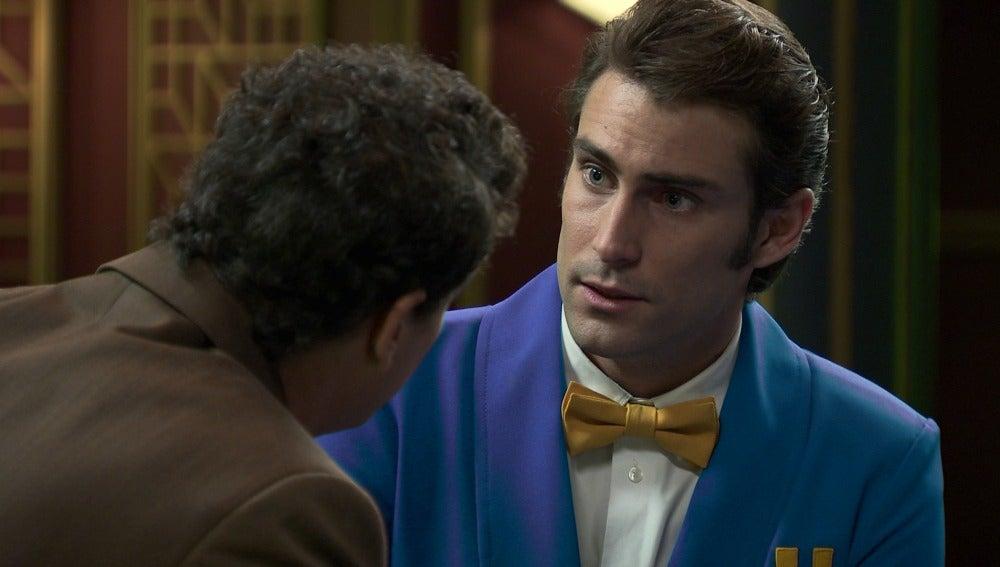 "Gonzalo a Rafael: ""Soy homosexual"""