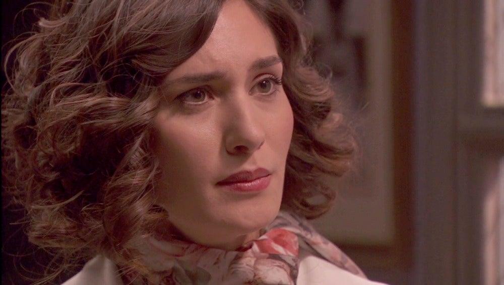 Néstor traumatiza a Camila al perdonarle la vida
