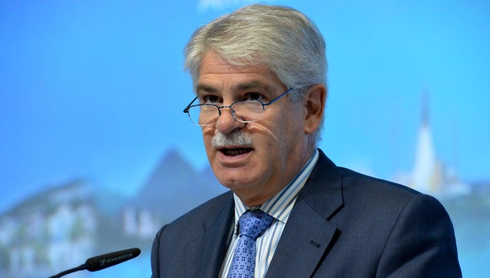 Antena 3 Tv Alfonso Dastis Diplomatico Experto En La Ue