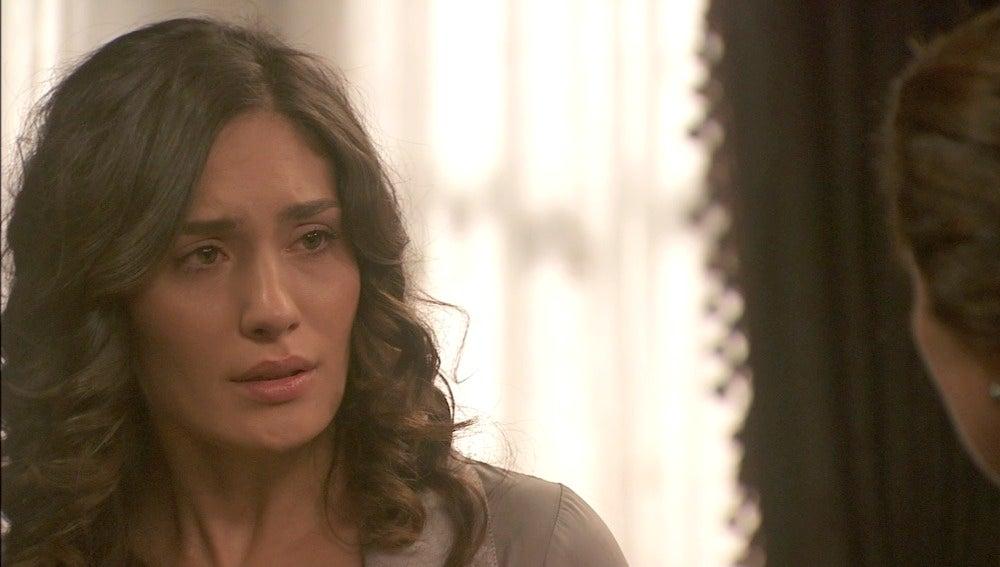 Camila, destrozada, solo busca saber del paradero de Hernando
