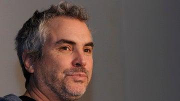El cineasta Alfonso Cuarón