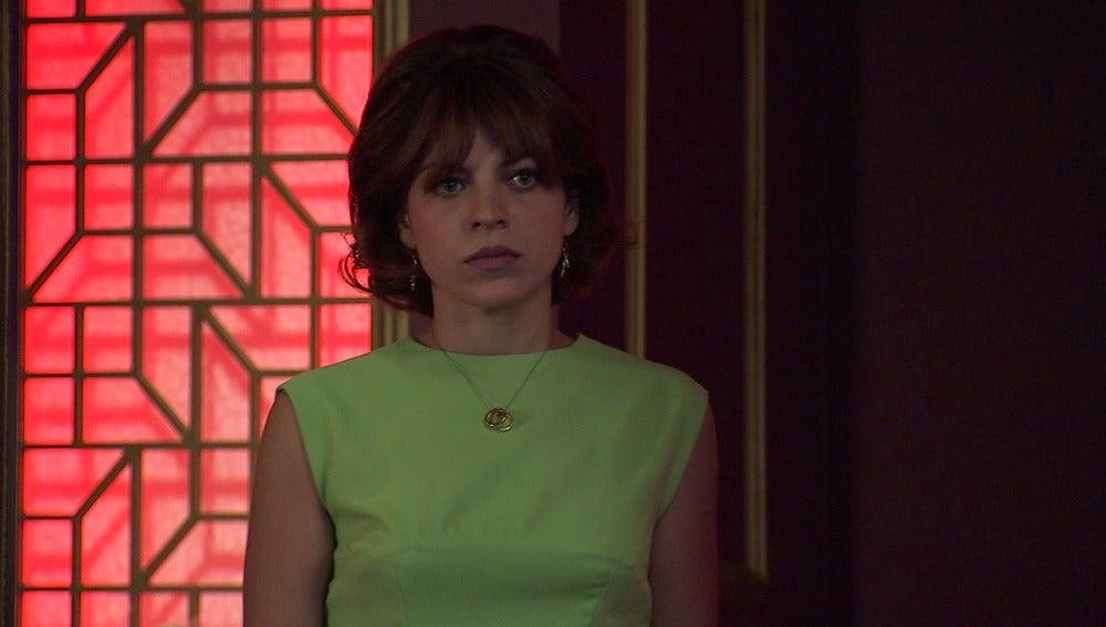 Nuria descubre a Jaime con Henar en el King´s