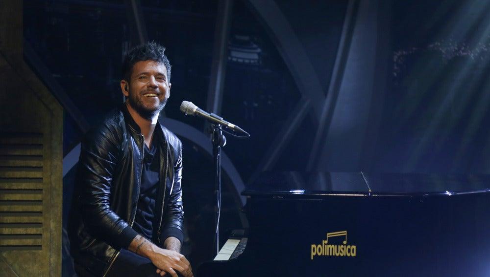 Así suena el nuevo tema de Pablo López en directo