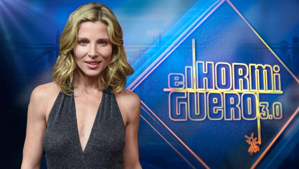 Elsa Pataky visita 'El Hormiguero 3.0'