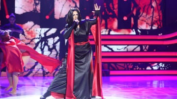 Rosa López Madonna