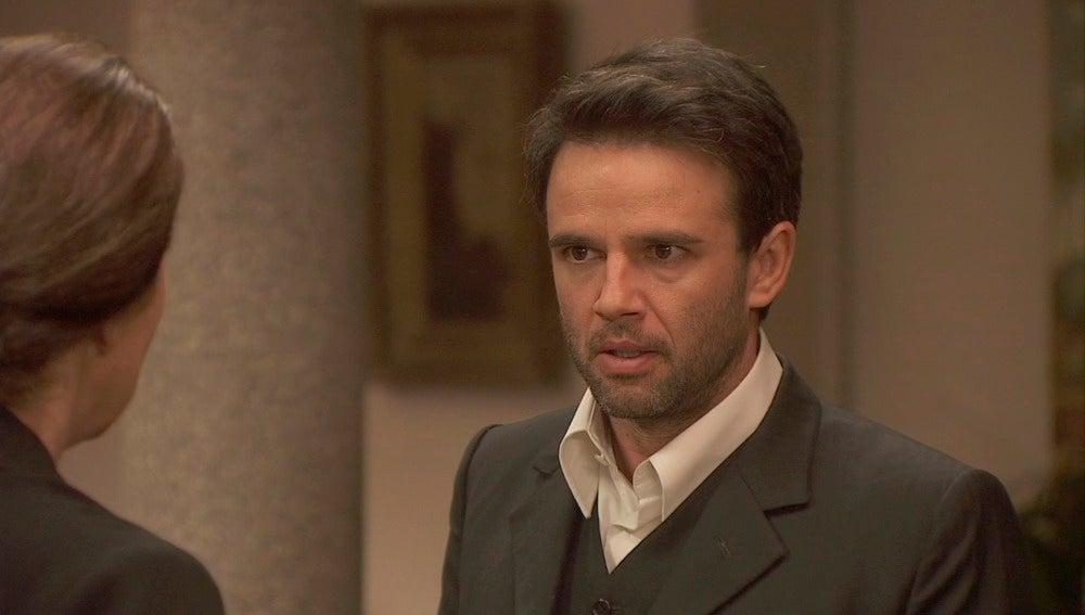 Carmelo cobrará la muerte de su esposa con Francisca y Cristóbal