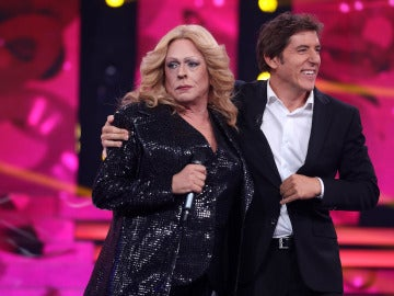 "Lolita, a Juan Muñoz: ""Quiero verte en otro registro"""