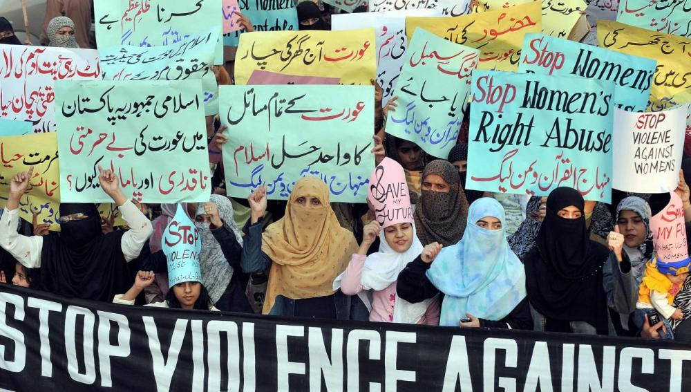 Pakistán es uno de los países con la tasa de crímenes de honor más alta