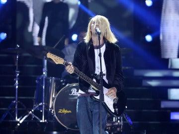 Canco Rodríguez revive el grunge de Nirvana con 'Come as you are'