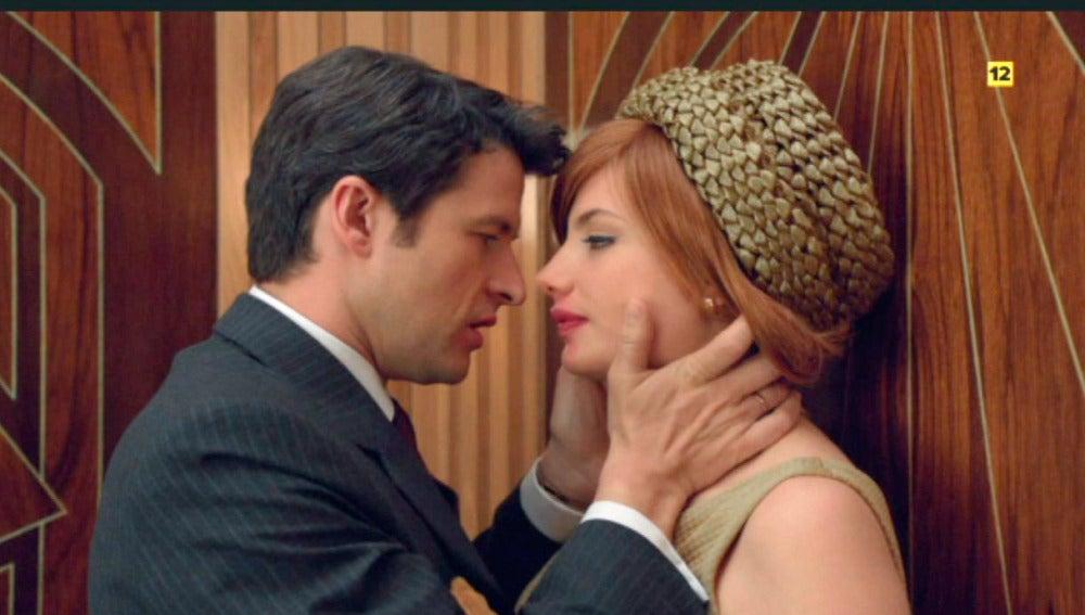 """Enrique a Patricia: """"Quiero que dejes a Valentín, soy el padre de tu hijo"""""""