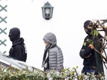La mujer detenida en la operación contra el dirigente de ETA
