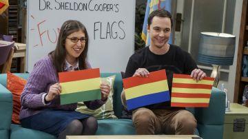The Big Bang Theory - Temporada 10 - Capítulo 7: La elasticidad de la veracidad