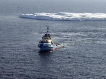 El Estrecho del Fury y del Hecla
