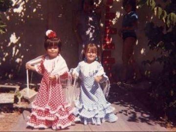 Beatriz Luengo vuelve a su infancia más flamenca para preparar su imitación de Isabel Pantoja en 'Tu cara me suena'