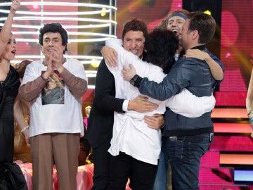 Canco rodríguez se convierte en el ganador de la sexta gala de 'Tu cara me suena'