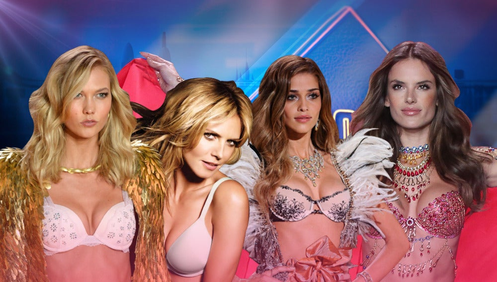 Los ángeles de Victoria Secret en 'El Hormiguero'