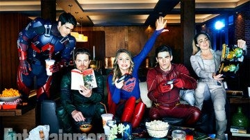 Crossover de Arrow, Supergirl, The Flash y Legends of Tomorrow