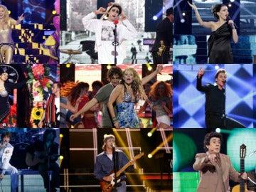 ¡Vota por la mejor actuación de la sexta gala de 'Tu cara me suena'!