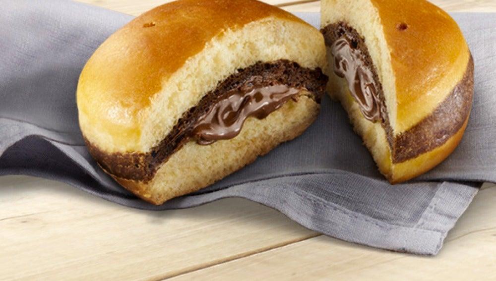 La 'Sweety con Nutella' de McDonald's