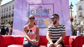 """Noelia y Rafael: """"Llevamos seis años y nos estamos conociendo todavía"""""""