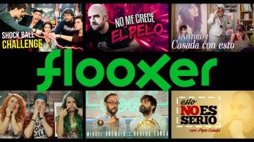Canales de Flooxer