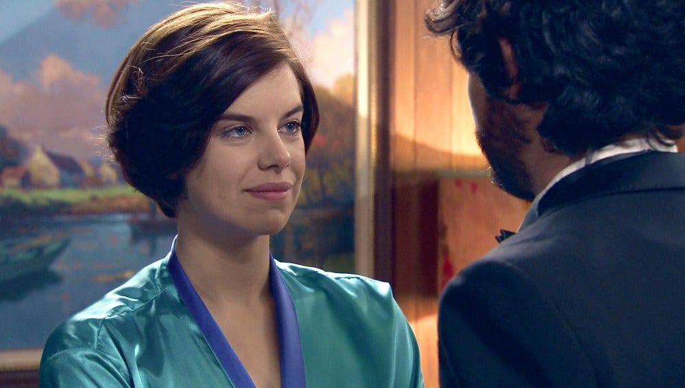 "Marta a Jaime: ""Soy consciente de que ayer me equivoqué"""