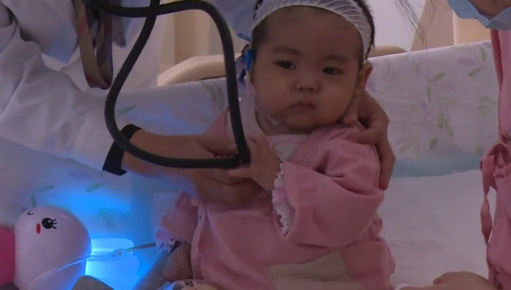 Frame 5.955314 de: China copia el modelo español de trasplantes de órganos