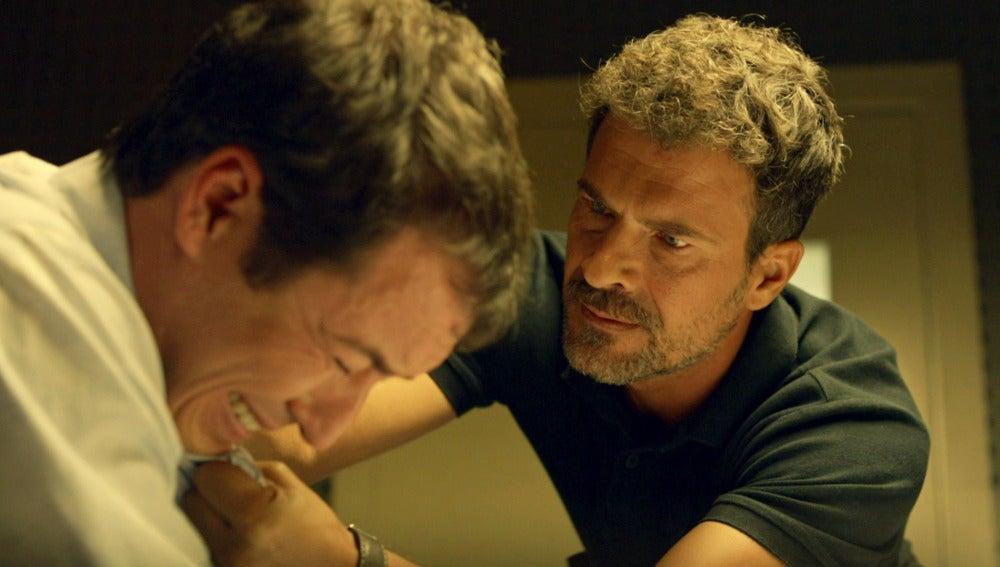 Álvaro se convierte en el principal sospechoso de la muerte de Marta