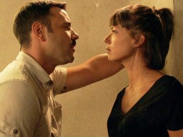 """Pablo increpa a Pilar: """"Si incriminas a Vlad haré que te encierren más de veinte años"""""""