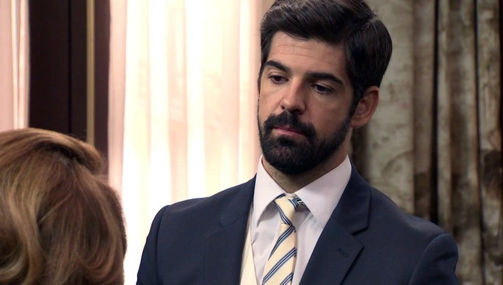 Ana María atormenta a Alonso por su esterilidad