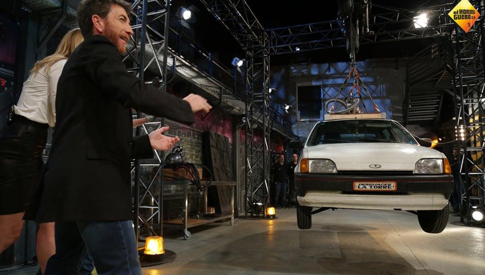 ¿Puede una aspiradora levantar un coche?