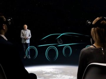 Frame 13.043559 de: Primer diseño de un vehículo Jaguar eléctrico