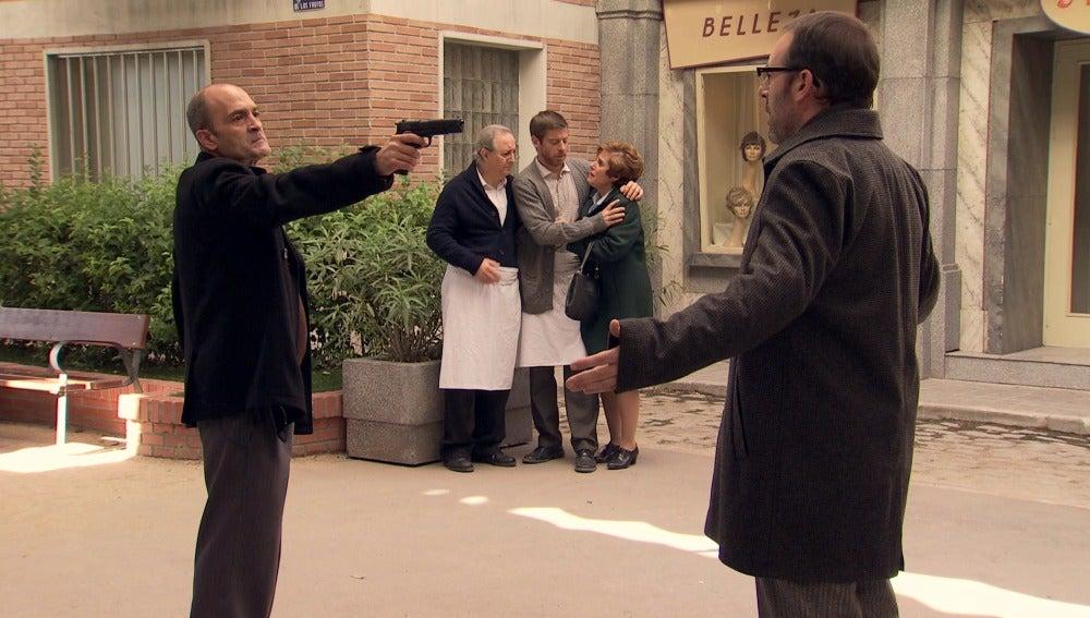 "Benito: ""mi muerte no podrá aliviar tu dolor"""