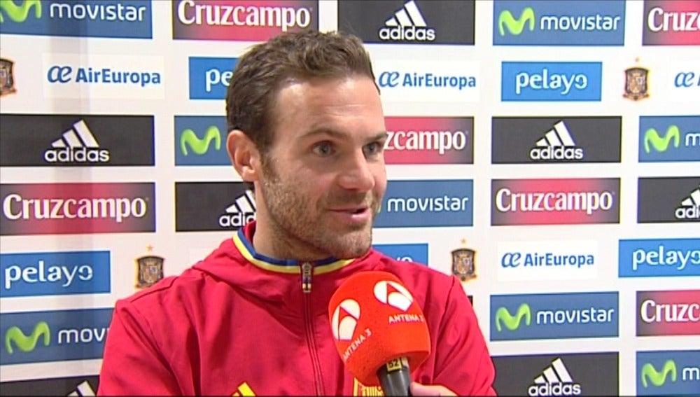 Entrevista exclusiva con Juan Mata