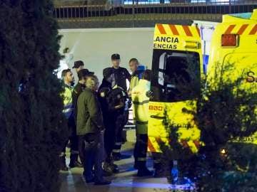 Entre diez y quince fugados y tres policías heridos en motín en CIE de Murcia