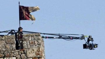 'Juego de Tronos' rueda en Trujillo