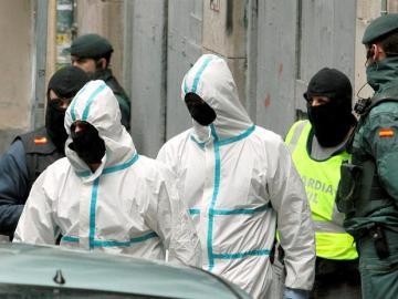 Simulacro de atentado en Navarra