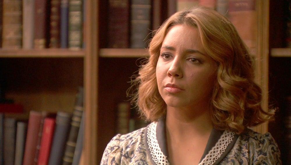 Emilia toma una decisión que puede acabar con la vida de Alfonso