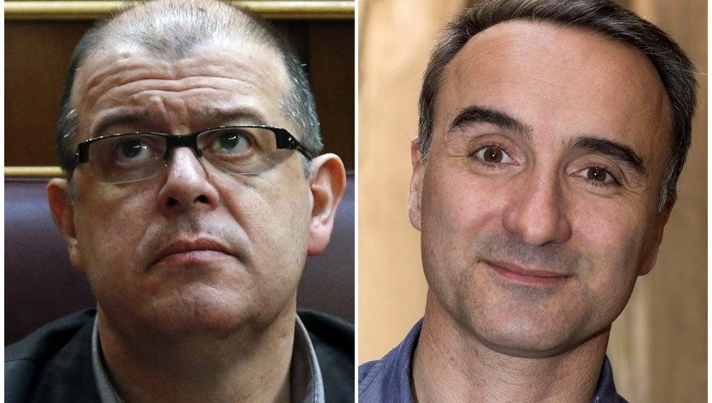 José Zaragoza y Pere Joan Pons