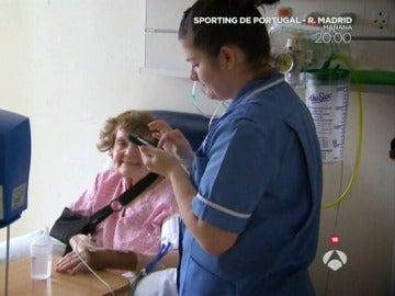 Española trabajando en Reino Unido